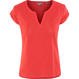 Royal Robbins Cool Mesh Eco Chemise manches courtes Femme, flame xd